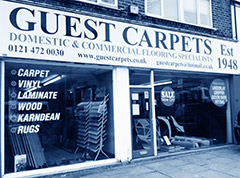 Guest Carpets Selly Oak Birmingham