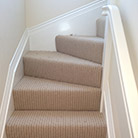 Carpeted Staircases