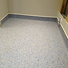 Safety flooring for showers, bathrooms and wetrooms. Safetred Aqua Safety Flooring
